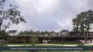 Séquences Bois Studio #3 Du paysage à l'architecture, de l'architecture à la structure
