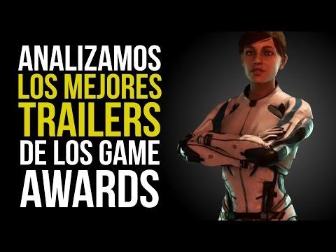 THE GAME AWARDS - Los mejores tráilers COMENTADOS - NUEVA sección!!!