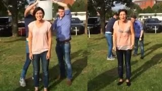 Emma Willis - Ice Bucket Challenge ALS, (Video) HD