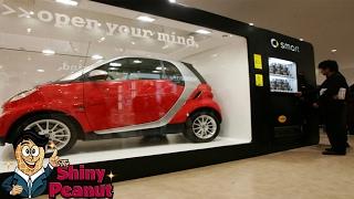 Top 5 Vending Machine Tergila di Dunia! Jual Mobil?