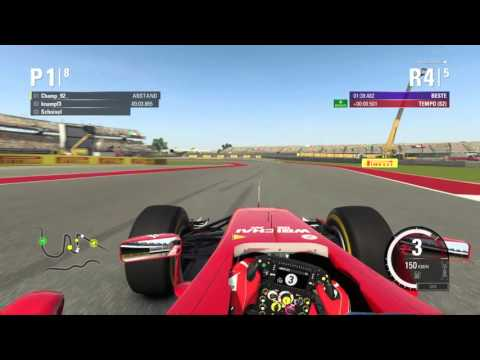 [F1-FTP Cups] - | Race #2 / Austin | Cup Of Nations 2016 |