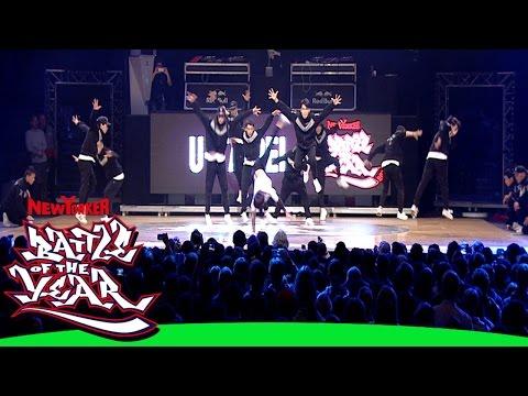 INTERNATIONAL BOTY 2015 - U-TAIPEI (TAIWAN) SHOWCASE [BOTY TV]