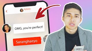 I Went On Tinder As The PERFECT Korean Oppa and Got a Date INSTANTLY