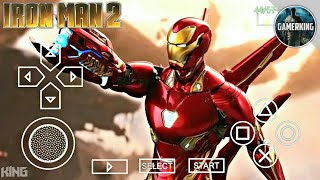 [25MB] Iron Man 2 Android Game Download | Iron Man 2 PPSSPP Game Download | Compressed DATA | 2018