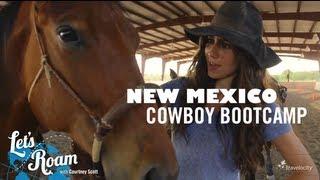The Lone Ranger | Cowboy Bootcamp | Let's Roam