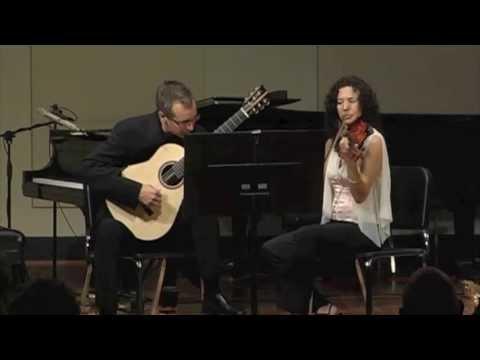 Duo46 premieres Marcela Pavia