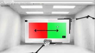 Synoptik - Online Eye Test [Case Presentation]