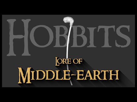 Lore Of Middle-earth: The Hobbits