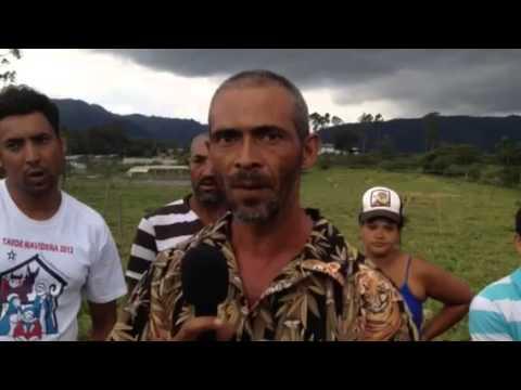 Nuevamente problemas en terrenos de La Joya, Jarabacoa.  De