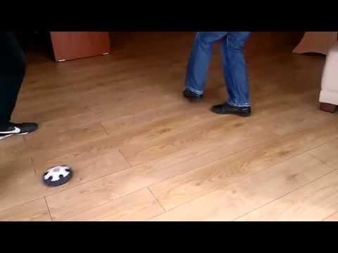 Nowoczesna Piłka Nożna (Air Power Soccer)