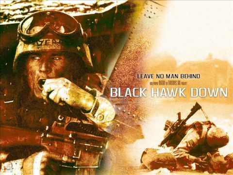 Black Hawk Down - Leave No Man Behind (Soundtrack)