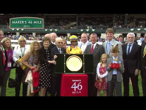 2014 Maker's 46 Mile (G1) - Wise Dan