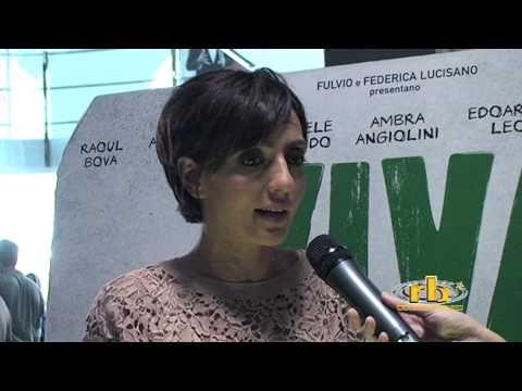 Ambra Angiolini, intervista, Viva l'Italia, RB Casting, WWW.RBCASTING.COM