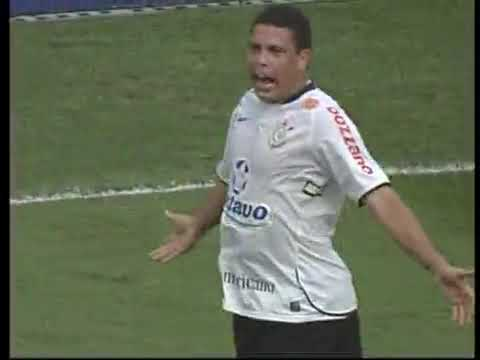 Gol Do Corinthians 2 X 0 Santo André Ronaldo ! 08 11 09 video