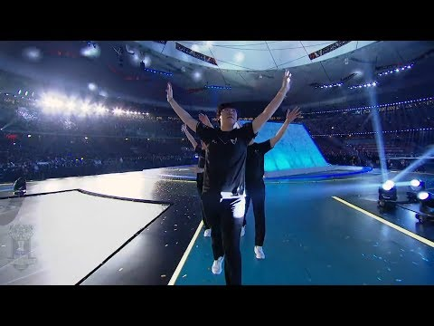Sounds Of The World Champion - Samsung @ Worlds 2017