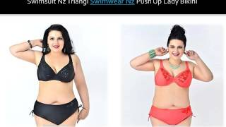 Plus Size Swimwear for Women in NZ