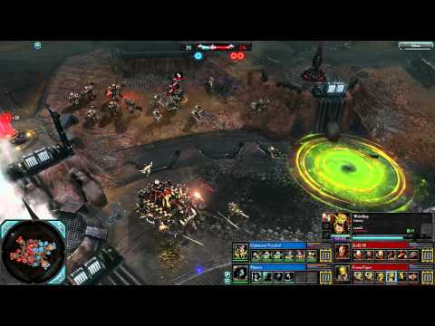 Dawn of War 2: Retribution — 2v2 | Commissar Vocaloid + Phoenix [vs] {LoE} 187 + FrozenVapor