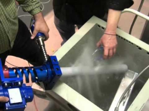 Metallurgical ultrasonics gallery Ceramic-metal-aagitator-1
