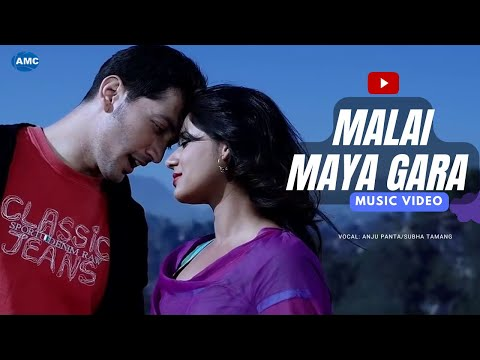 Malai Maya Gara By Anju Panta shubha Tamanh || Asian Music|| [official Video Hd] video