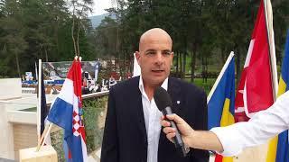 Mondiale di Pesca con la Mosca 2018 - il CT Alessandro Sgrani