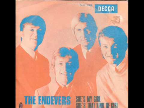 The Endevers - Shes My Girl