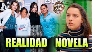 La Gloria De Lucho - Actores Y Personajes De La Vida Real