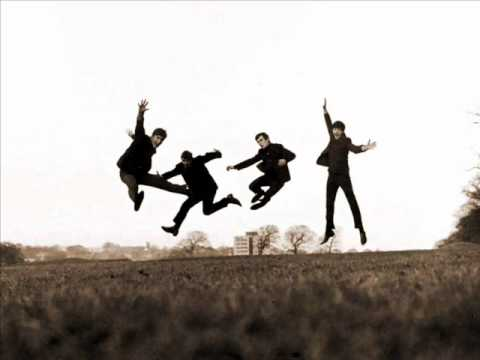 The Beatles - Stand by me (Lyrics)