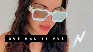 Download lagu Natti Natasha - Que Mal Te Fue [ Video]