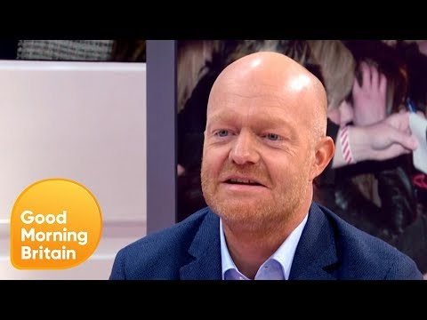 Jake Wood Names One of His Adopted Chickens After Piers Morgan | Good Morning Britain
