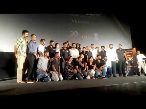 moviebuff Award Function 2018 Actor Surya upcoming movie update Speech