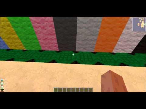 Видео майнкрафт как сделать краситель