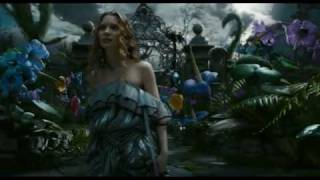 Alice in Wonderland Official Trailer