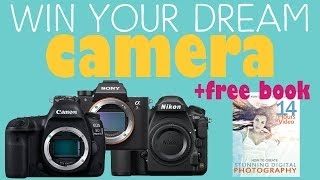 1M SUB GIVEAWAY! Free SDP! Win a dream camera or $3,000!