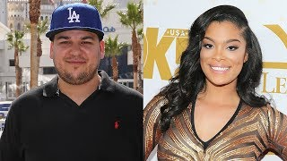 Rob Kardashian Moves On From Blac Chyna With NEW Girlfriend
