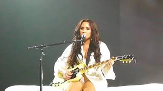 Demi Lovato - Concentrate (AFAS Live, Amsterdam, June 18th)