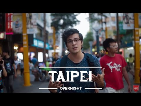 Overnight in Taipei, 36 Hours in the City