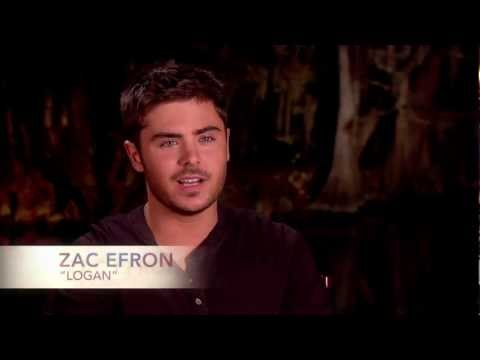 The Lucky One - Nicholas Sparks Featurette video