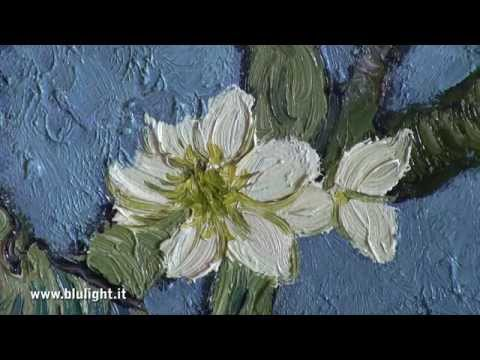 Ep.12 - VINCENT VAN GOGH -  BLOSSOMING ALMOND TREE - BLULIGHT GALLERY