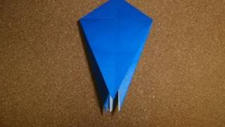 Basic Origami Folds - Petal Fold And Bird Base