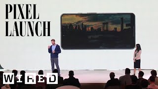 Pixel Launch 2018: Pixel 3, Pixel Slate, Google Home Hub - Everything You Need to Know | WIRED