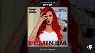 Justina Valentine -  Love the Way You Lie [Feminem]