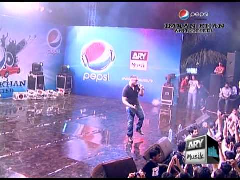 Bounce Billo - Imran Khan Live video