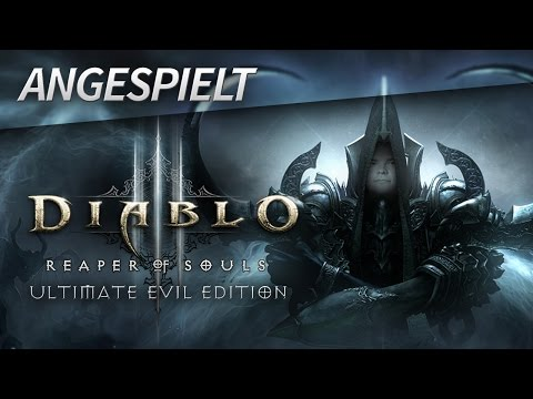 Diablo 3: Ultimate Evil Edition angespielt! Alles besser mit der Playstation 4? - GIGA
