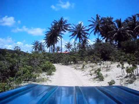 Passeio de buggy - Praia de Aguas  Belas - CE