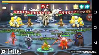 ToA Hard Floor 90 Artamiel - Farmable Team