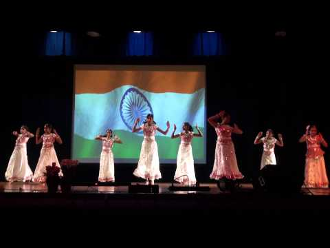 Kcs Summer Dreams 2013 - Des Rangila Dance video