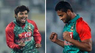 ICC Ranking a batting a Sabbir Rahman bowling a Shakib Al Hasan agiye