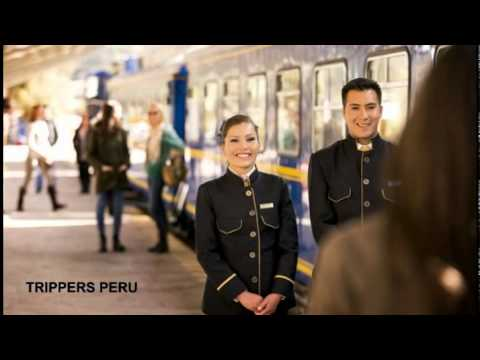 VIAJE EN TREN A MACHU PICCHU - EXPEDITION -  PERU RAIL