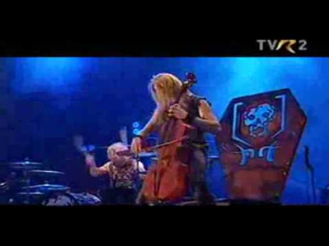 Apocalyptica - Repressed (live in bucharest)