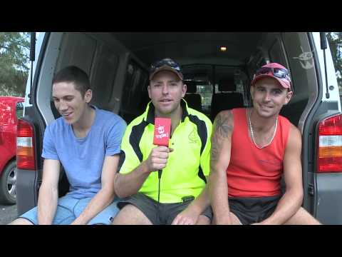 triple j's One Night Stand in Dubbo - Meet the Locals